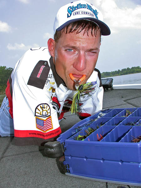Clay dyer living life and bass fishing beyond the limits for John s pass fishing