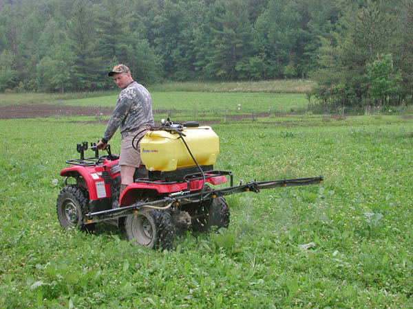 Grow Your Own Better Deer All Year By Careful Planting And