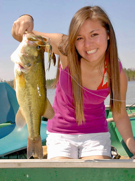 Denny Brauer On Catching Bass In Sizzling Hot Temperatures