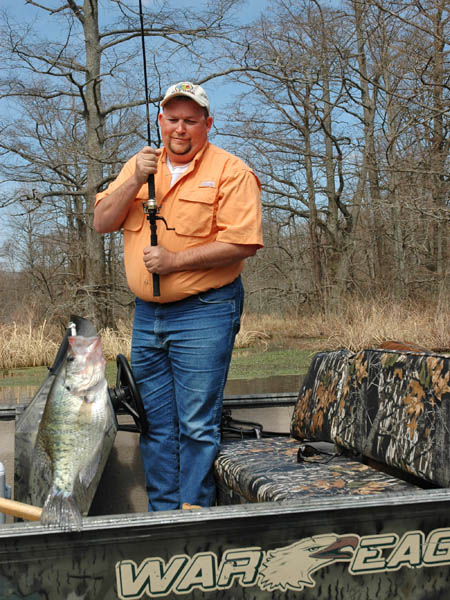 Billy Blakely of Reelfoot Lake on Hot-Weather Fishing and September