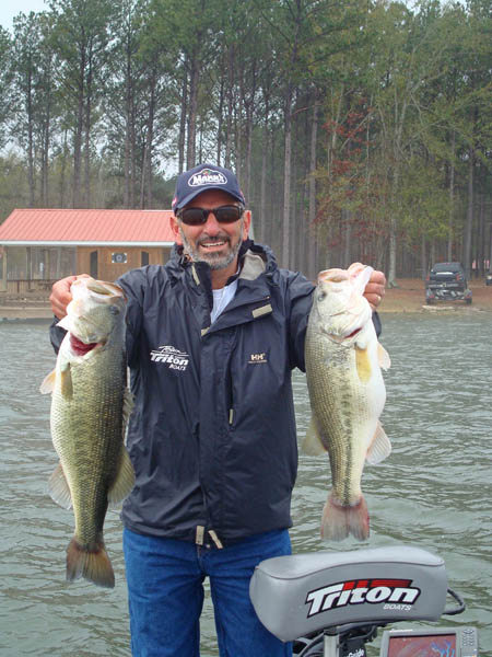 The hottest new bass fishing tactic the alabama rig for Best time to fish tomorrow