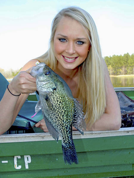 Catching crappie at reelfoot lake the real deal for Crappie fishing florida