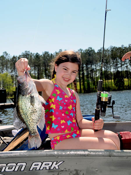 Catching Crappie at Reelfoot Lake - the Real Deal