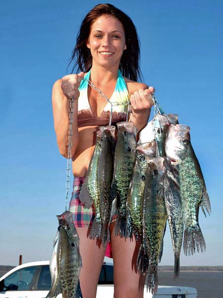 What are some crappie fishing tips?
