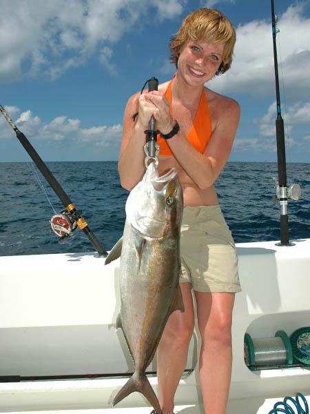 gulf coast fishing in november