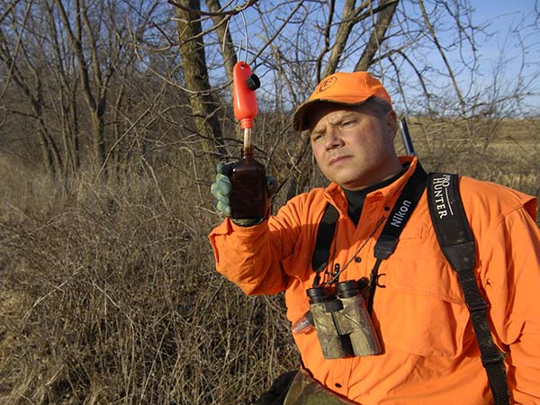 Deer hunters having sex think, that