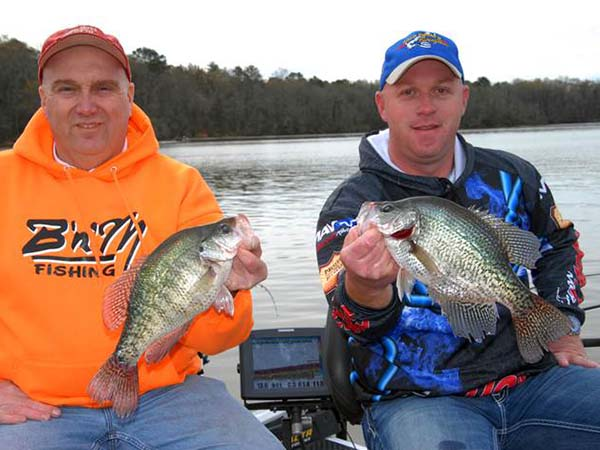 How to fish for crappie in the fall for Indiana crappie fishing