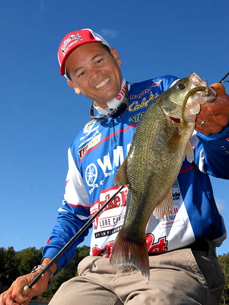 Test your bass fishing iq with outdoor writer john e phillips for Best bass fishing times