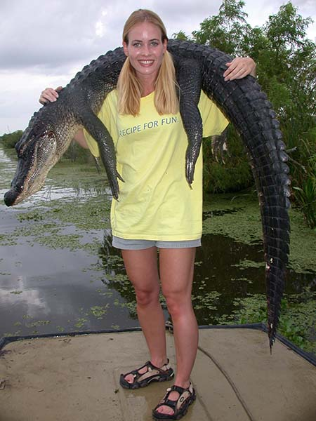Alligators in Your Backyard Means Dollars