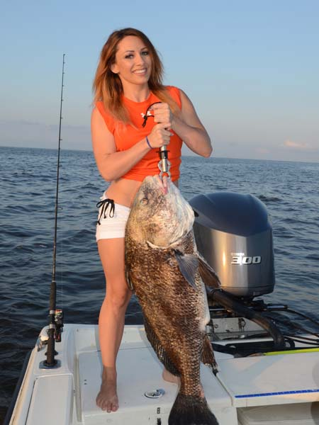 Catching the most and the biggest saltwater fish of your for Largest saltwater fish