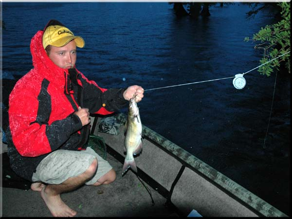 Billy blakely catches all kinds of fish at blue bank for Reelfoot fishing report