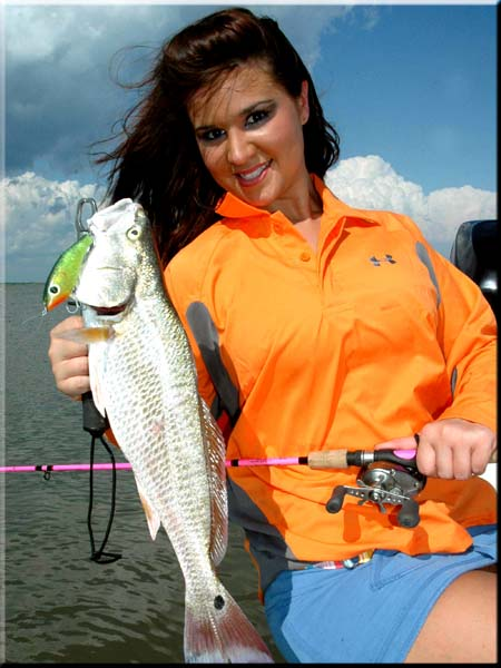 The speckled trout capital of the world lake calcasieu for Lake calcasieu fishing guides