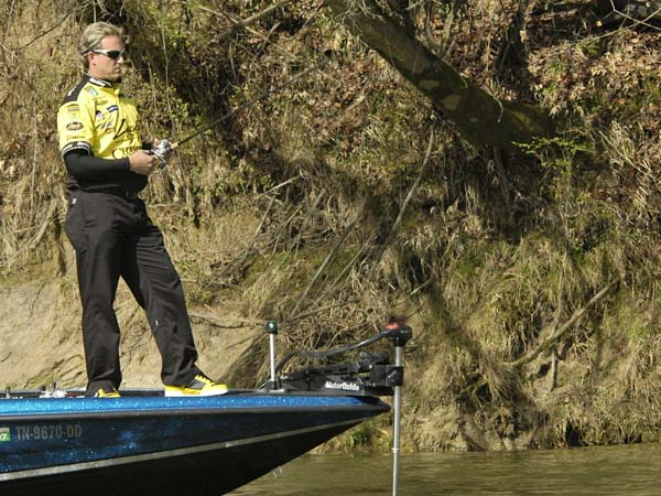 Where And How To Catch Bass In January And February