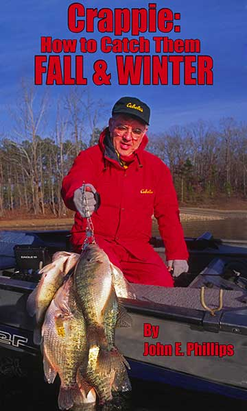 Crappie: How to Catch Them Fall & Winter