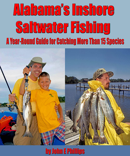 Alabama's Inshore Saltwater Fishing