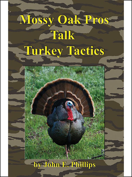 Mossy Oak Pros Talk Turkey Tactics