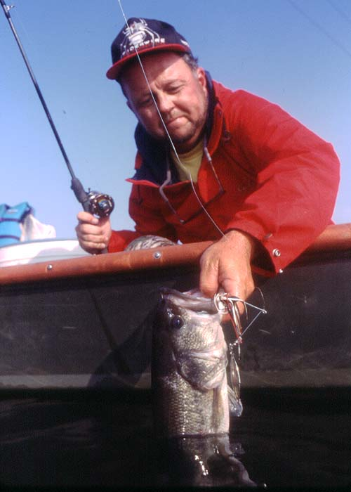 Night hawk publications john 39 s journal for Fishing companies looking to sponsor